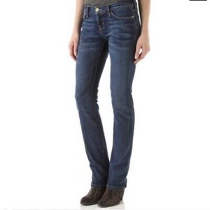 Current Elliot Straight Leg Jeans
